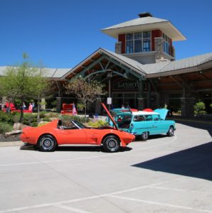 Spring Corvette Expo - Horsepower & Hotrods & Chevelles in the Smokies